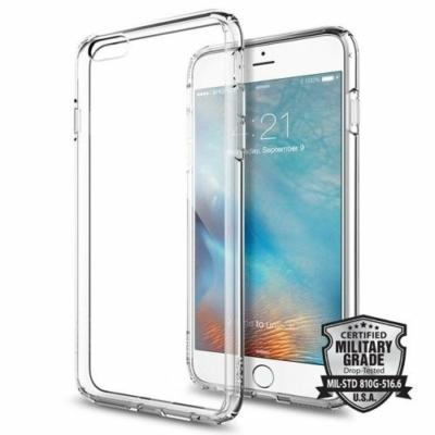 Spigen Ultra Hybrid iPhone 6S / 6 Crystal Clear