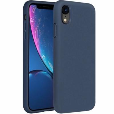 Silicone Case Soft Flexible iPhone Dark Blue
