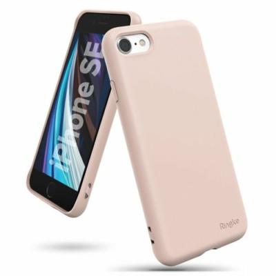 Ringke Air S Ultra Thin Cover Gel TPU iPhone SE 2020 / 7 / 8 Pink