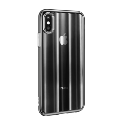 Baseus Aurora tok fekete iPhone XS Max