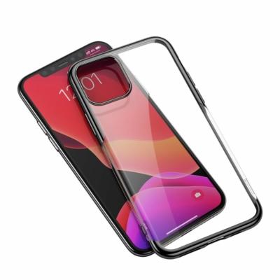Baseus Shining Gél Tok fekete iPhone 11 Pro