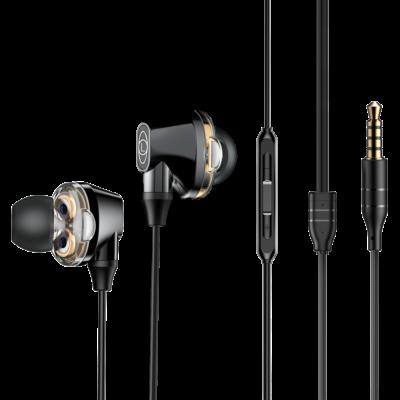 Baseus Encok H10 fekete fülhallgató