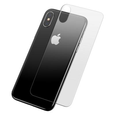 Baseus Full Tempered Hátlap fólia iPhone XS Max