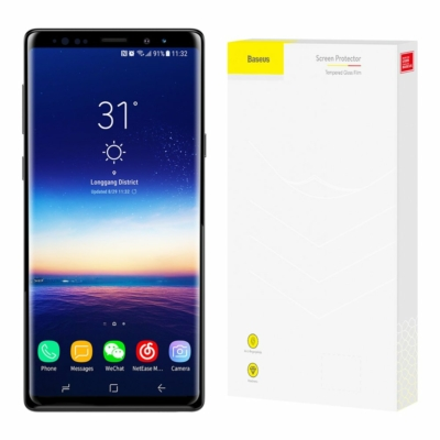 Baseus Screen Protector Ultrathin üvegfólia Samsung Galaxy Note 9