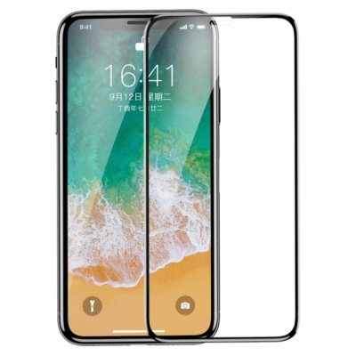 Baseus Tempered Üvegfólia iPhone X