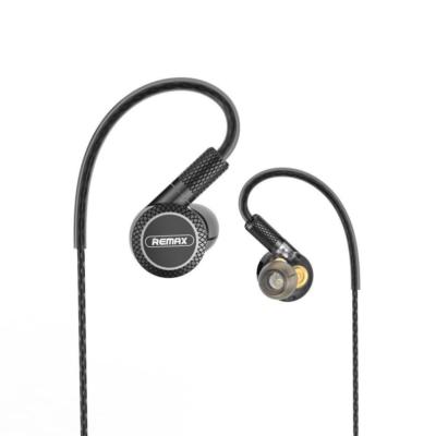 Remax RM-590 fekete fülhallgató
