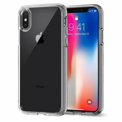 Spigen Ultra Hybrid Iphone XS Crystal Clear