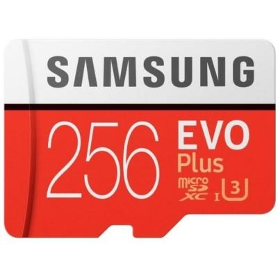 Samsung Micro SDXC EVO Plus 256GB