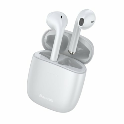 Baseus Encok True Wireless fehér fülhallgató