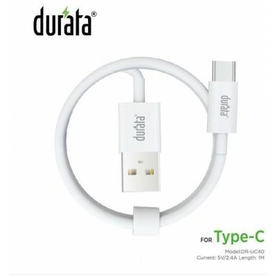 Durata USB- Type C White